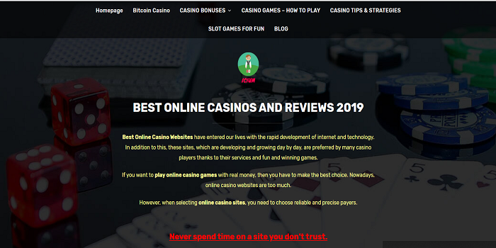 How to Gamble Best Online Casinos at No Cost